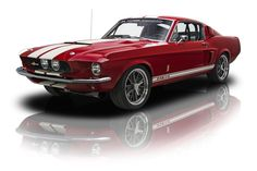 Shelby GT500 Pro Touring 527 CI Boss 9 V8 6 Speed RK527