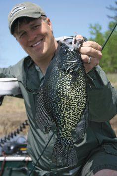 Swimbait Plans for Alpha Crappie - In-Fisherman