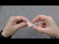 İkili yaprak örneği - Örgü Örnekleri - YouTube