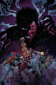 Guardians of the Galaxy: Marvel Comics Full September 2015 Solicitations | Newsarama.com