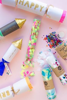 The Ultimate Guide to Confetti - Studio DIY