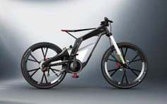 Audi велосипед Обои - 1920x1200