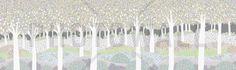 Bird Forest XL - Wall Mural & Photo Wallpaper - Photowall