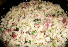 Risotto, Bacon, Food And Drink, Ethnic Recipes, Hungary, Rice, Pork Belly, Laughter, Jim Rice