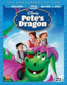 Pete's Dragon and more on the list of the best Disney animated movies by year