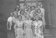 Schoolteachers 1950's | Flickr - Photo Sharing!