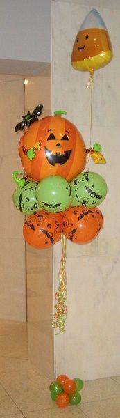 Halloween Balloons for Halloween Parties ~ Tulsa, OK