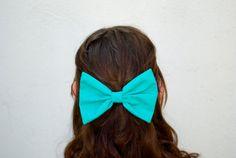 Hair Bow - Ariel on Etsy, $7.00
