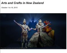 Entice your #artsy side with this #artsandcrafts themed exchange in #NewZealand. From the #WorldofWearableArt and #ArtDeco Napier, on to the #Maori center and #WetaWorkshop, you are certain to get a good dose of artistic variety! #FriendshipForce #GoFF #culturaltravel