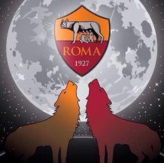 Loba Pop Art Design, As Roma, Ancient Rome, Manchester City, Neymar, Real Madrid, Watercolor Paintings, Psg, Ronaldo