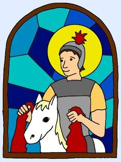 Výsledek obrázku pro už martin na bílém koni text Kindergarten Portfolio, Saint Martin, Halloween, Snoopy, Martini, Techno, Winter, Crafts, Fictional Characters