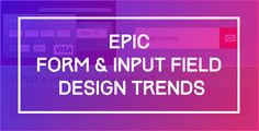 Creative Form & Input Field Design Examples — Medium
