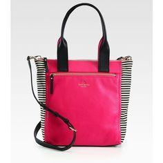 Kate Spade New York Courtnee Shoulder Bag ($378) found on Polyvore