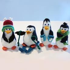 O-So-Cute Penguins