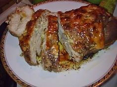 Roast Beef Recipes, Lamb Recipes, Greek Recipes, Meat Recipes, Cooking Recipes, Chicken Recipes, Pork Dishes, Tasty Dishes, Food Network Recipes