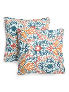 3798651618b3 2pk 20x20 Brescia Medallion Pillow - Throw Pillows - T.J.Maxx