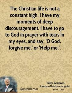 christian quotes about being discouragement - Google Search