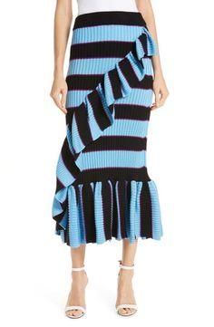 Kenzi Nordstrom's ruffle skirt  #modestfashion  #shannasthreads