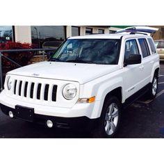 2013 Jeep Patriot Source by Ac Cobra, 2013 Jeep Patriot, White Jeep Patriot, My Dream Car, Dream Cars, Jeep Wrangler Unlimited, Jeep Rubicon, Jeep Tj, Jeep Models