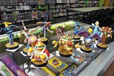 Rare #Amiibo figures just traded in! #Nintendo