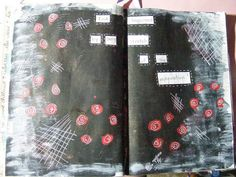 Imagination Art Journaling