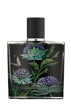 """Morning Spritz """"I need to feel awake in order to look awake, and this intoxicating scent does the trick. I keep the rollerball in my purse so I always smell delectable."""" Nest Indigo Perfume, $25, available at Sephora."""