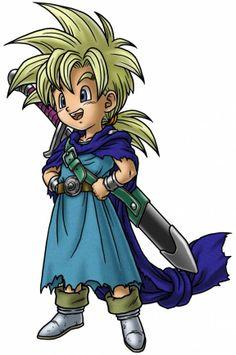 Akira Toriyama Dragon Quest