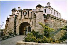 Castillo del Principe, Havana- Vedado was my town and Castillo del Principe is behind ! was a nice area !