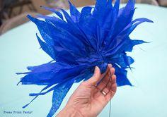 Come fare una splendida barriera corallina per voi sotto il Partito Mare, Partito Mermaid, o VBS. Con Premere Stampa partito #OceanCommotion #Underthesea #mermaid decorazioni in carta Anemone di mare