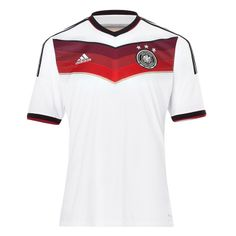 Germany 2014 adidas Home Kit