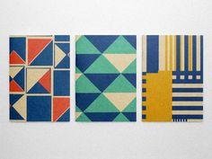 patterned book set
