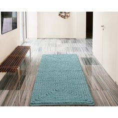 Shop for VCNY Barron Cotton Chenille Rug. Free Shipping on orders over $45 at Overstock.com - Your Online Bath