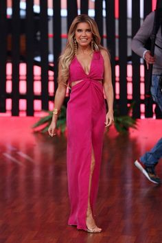 Sylvie Meis Photos Photos - Sylvie Meis during the 9th show of the tenth season of the television competition 'Let's Dance' on May 19, 2017 in Cologne, Germany. - 'Let's Dance' 9th Show