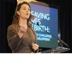 Melinda Gates, Beta Rho/Duke