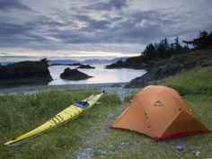 Must paddle Vancouver Island Wild Camp, Kayak Camping, Open Water, Vancouver Island, British Columbia, Paddle, Outdoor Gear, Kayaking, Tent