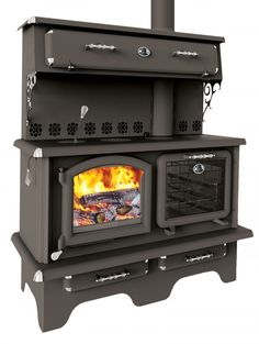 Roby Cuisiniere Wood Cookstove By Obadiahu0027s Woodstoves
