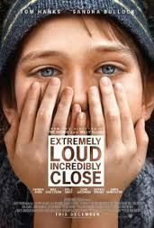 Extremely Loud & Incredibly Close. Awesome that they have made this into a movie. Loved this book (which I found via Shimelle.com)  @Shimelle Laine