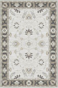 Teppich Klassisch 250x350 Cm 100 Wolle Beige Rot
