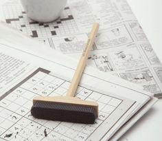 Une gomme en forme de balai, tu vas me nettoyer ce sudoku et fissa ! | Topito