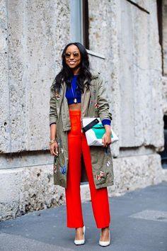 I literally love everything Shiona Turini wears omg