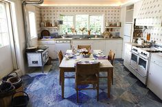Photo Credit: Courtesy of Sotheby's. A cottage kitchen on the property.