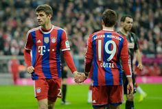 Müller und Götze