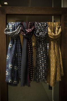 """CORDONE 1956 - Discover new luxury collection accessories Cordone1956, 23 scarf design, 100% wool, 180x100 cm, CORDONE 1956 """"SARTORIA SU MISURA"""""""