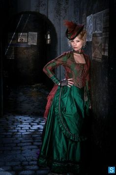 Ripper Street (Season 1) - MyAnna Buring as Long Susan