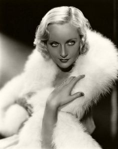 Carole Lombard - How Clark Gable grieved when Carole (his wife) crashed in a plane returning to California!