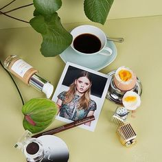 Start the day right with the most important meal. #girlboss #fashion #beauty #coffee #liveinfullcolour #limedrop