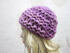 Hand Knit Hat Women Hat Winter Fashion  Winter by nurlu on Etsy, $29.00