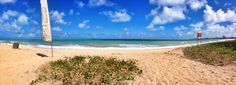 Praia de Intermares Cabedelo Paraiba Brasil