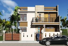 House Plan Purchase - Sets of Plan Blueprint Signed & Sealed) - Only Construction Contract: P M - Low-End/Budget P M - Mid-Range/Standard. Duplex Design, House Design, Duplex Plans, Construction Contract, 2 Storey House, Ground Floor Plan, Floor Design, Home Projects, Architecture Design