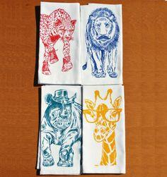 Set of Four African Cotton Dinner Napkins $24 Click Here: https://www.etsy.com/listing/203175788/african-cotton-dinner-napkins-set-screen?utm_source=Pinterest&utm_medium=PageTools&utm_campaign=Share